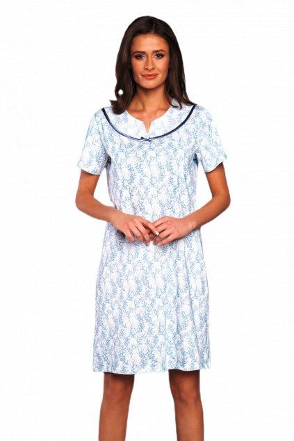 Dámská noční košile s krátkým rukávem Italian Fashion Izabela.