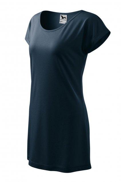 Dámské letní šaty z viskózy MF 123/02.