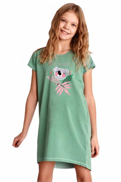 Kvalitní bavlněná dívčí noční košilka Taro Gabi.