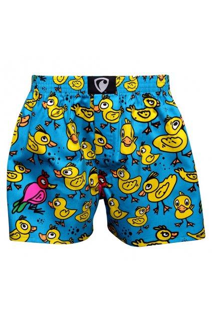 Pánské bavlněné trenky Represent Happy Duck