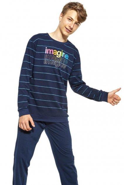 Chlapecké pyžamo Cornette 989/40 Imagine
