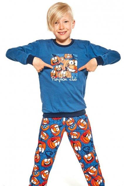 Chlapecké bavlněné pyžamo Cornette976/123 Pumpkin