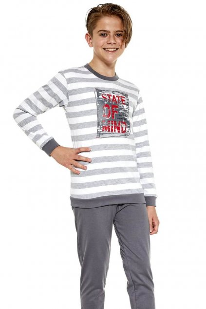 Chlapecké pyžamo Cornette 268/119 State of Mind