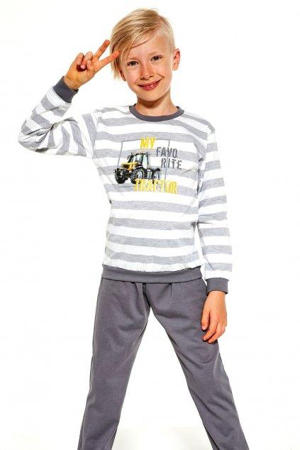 Chlapecké pyžamo Cornette 478/114 Tractor