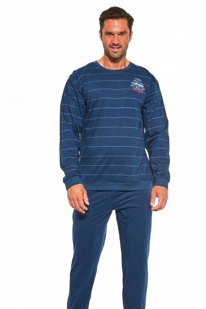 Pánské pyžamo Cornette 308/176 Follow me