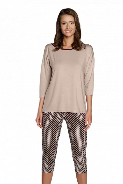 Dámské viskózové pyžamo Italian Fashion Iluzja .