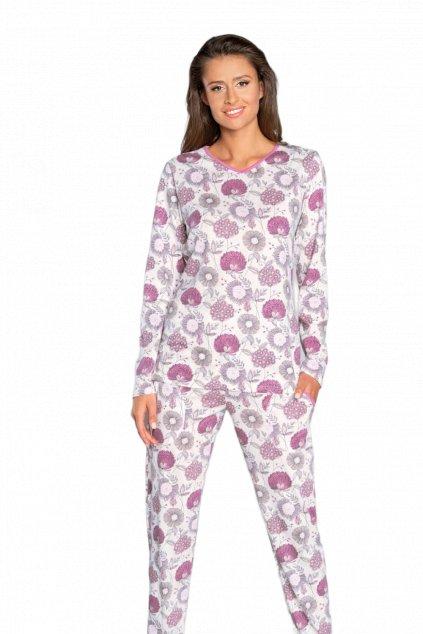 Dámské pyžamo dlouhé Italian Fashion Lobelia