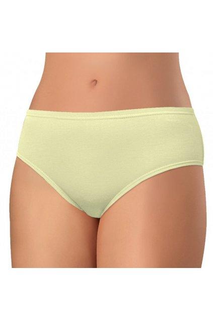 Dámské kalhotky Andrie PS 2312 žlutá