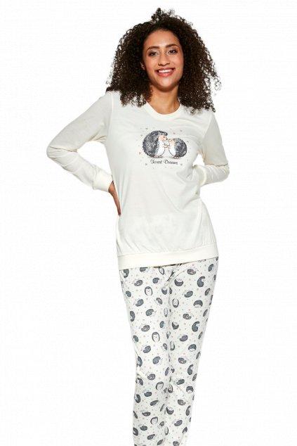 Dámské pyžamo Cornette  467/277 Forest Dreams