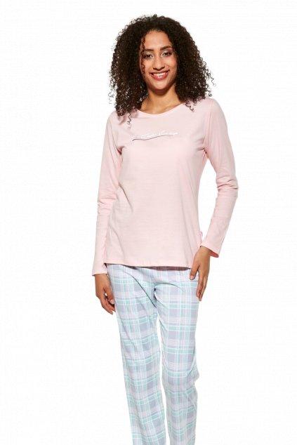 Dámské bavlněné pyžamo Cornette655/287 let Me Sleep 2
