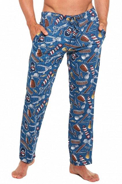 Pánské bavlněné pyžamové kalhoty Cornette 691/33.