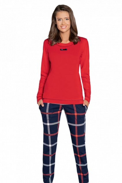 Dámské pyžamo dlouhé Italian Fashion Izera