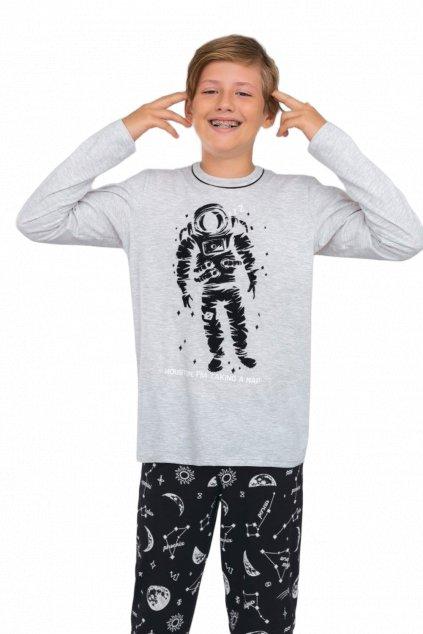 Chlapecké pyžamo dlouhé Italian Fashion Tryton