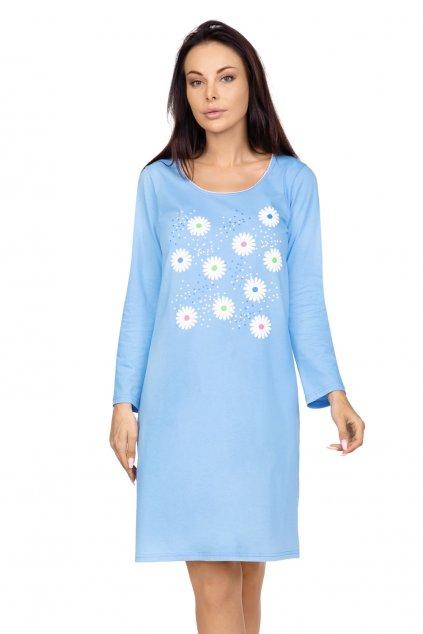 Dámská noční košile Regina 397 modrá