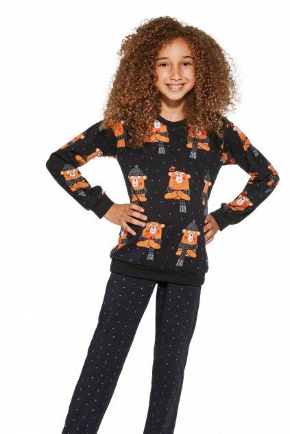 Dívčí pyžamo dlouhé Cornette 996-997/148 Bear