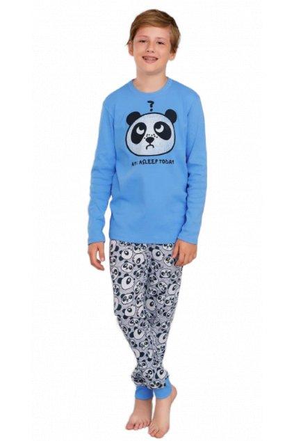 Dětské pyžamo dlouhé Italian Fashion Kimi sky