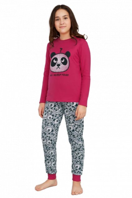 Dívčí pyžamo dlouhé Italian Fashion Kimi