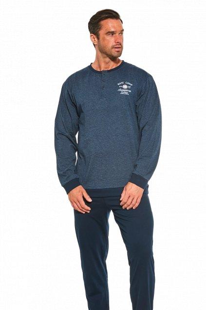 Pánské pyžamo dlouhé Cornette 133/186 Base camp 4
