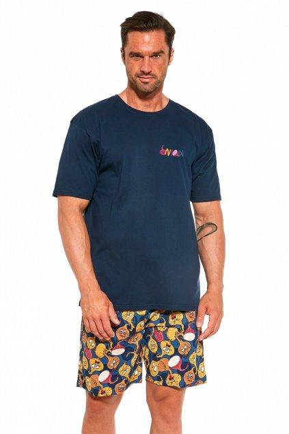 Pánské pyžamo krátké Cornette 326/194 Onion