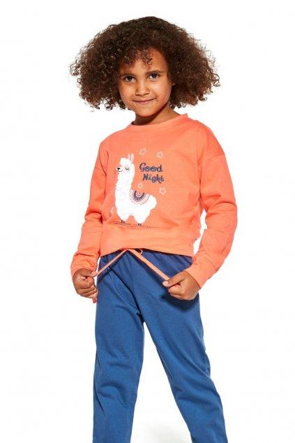 Dívčí pyžamo Cornette 469-470/144 Good Nigh