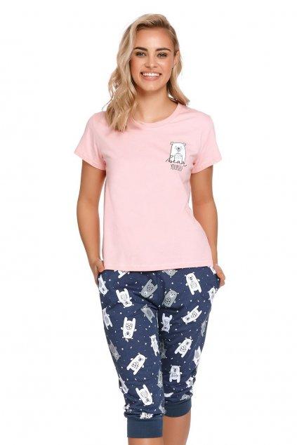 Dámské pyžamo kratké Doctor Nap 4218