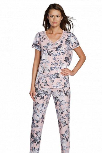 Dámské pyžamo  krátké Italian Fashion Muscari