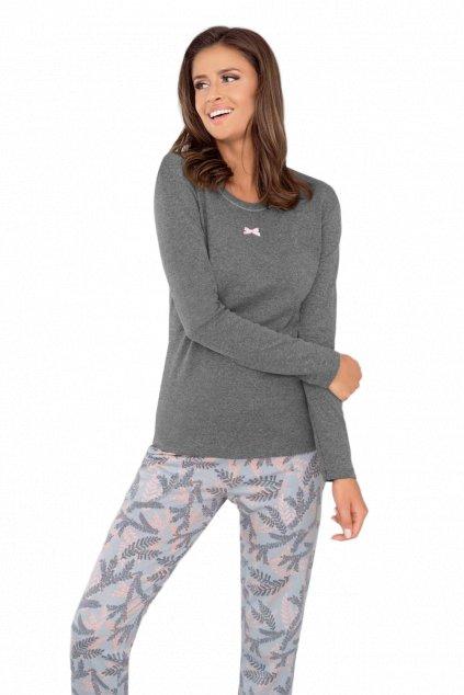 Dámské pyžamo dlouhé Italian Fashion Kamasja