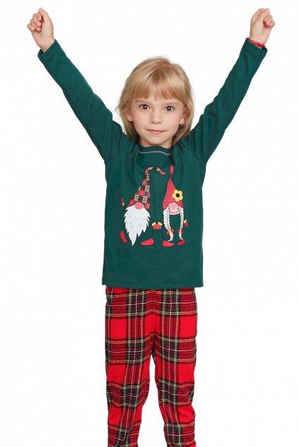 Dětsképyžamo s dlouhým rukávem Italian Fashion Santa.