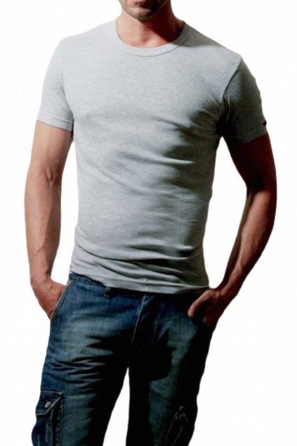 Pánské triko Henderson 1495 Šedá