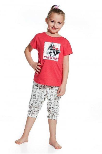 Dívčí pyžamo Cornette 080/54
