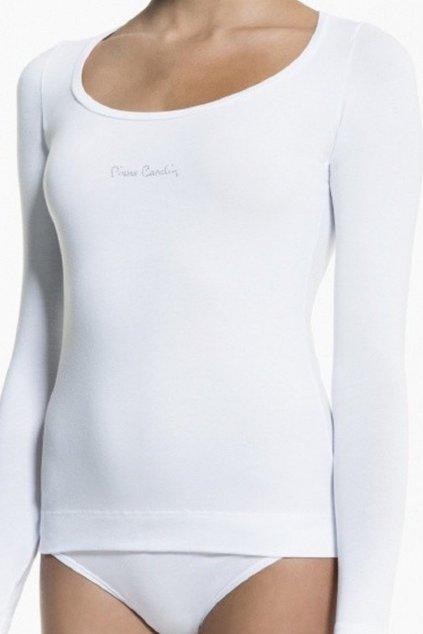 Dámské triko Pierre Cardin PC/Cannella béžová
