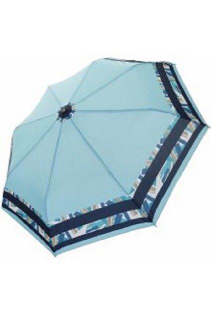 Dámský deštník Doppler Fiber Mini Modrá