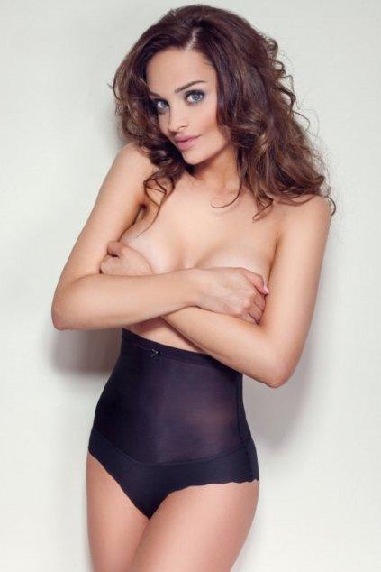 Dámské stahující kalhotky Mitex Glam černá