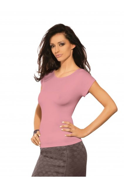 Dámské triko Babell Kiti růžová