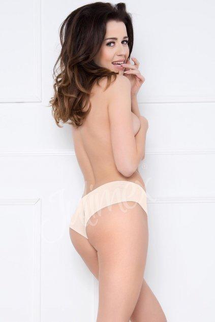 Kalhotky Julimex Bootie Panty Béžová