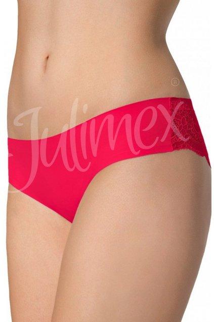 Kalhotky Julimex Tanga Panty Červená