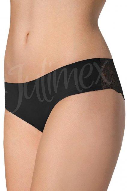 Kalhotky Julimex Tanga Panty Černá