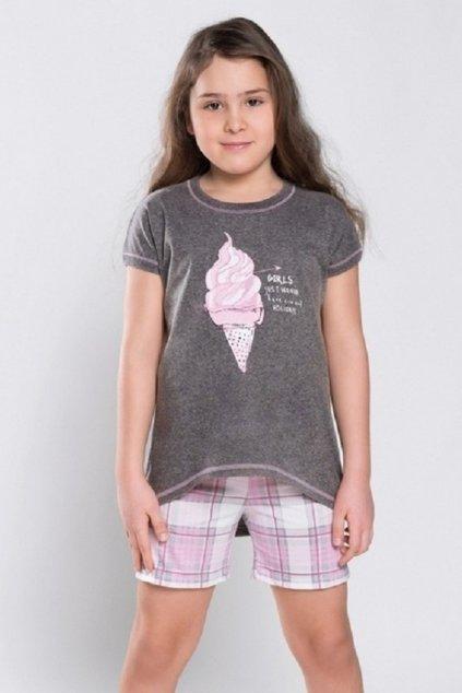 Dívčí pyžamo Italian Fashion Walia růžová