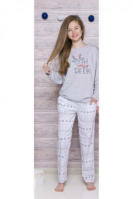 Dívčí pyžamo Taro 2128