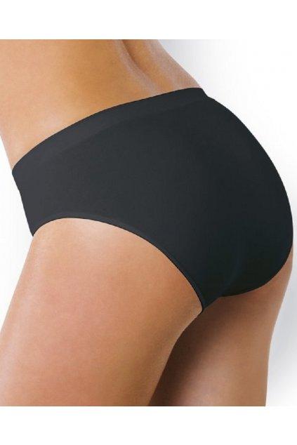 Dámské kalhotky Intimidea Slip midi 310030 černá
