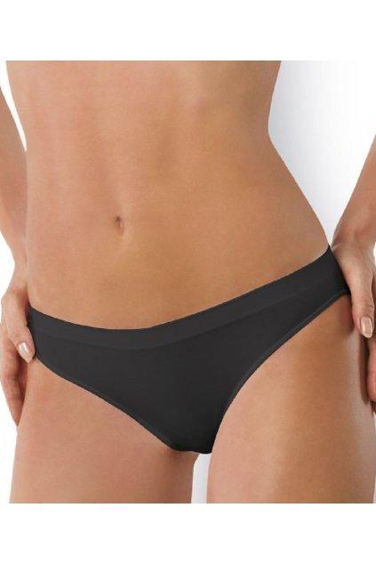 Dámské kalhotky Intimidea Slip vita 310234 černá