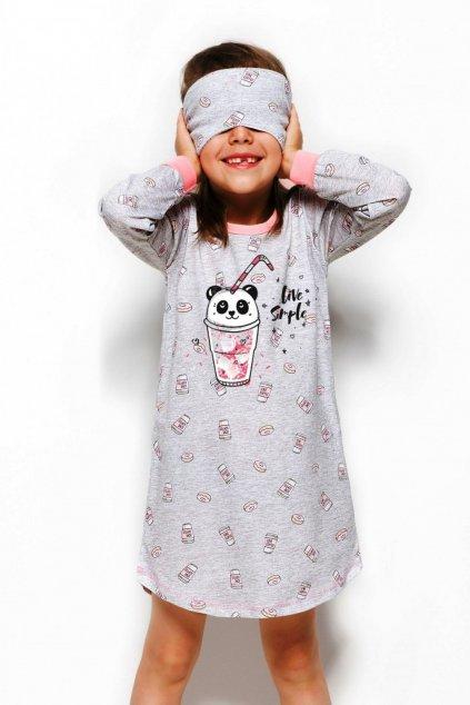 Noční košile dívčí Taro Malina 1014