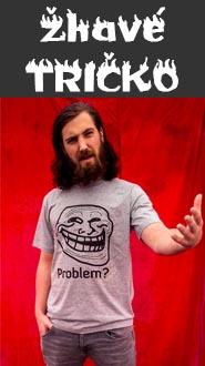 Tričko týdne - Meme Problem?