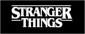 Trička a mikiny Stranger Things