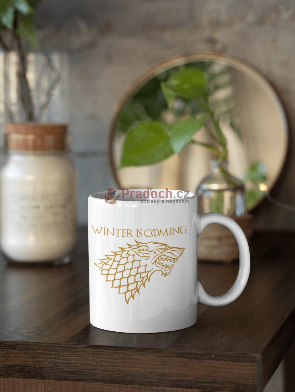 Hrnek 1 Game of thrones Winter is Coming min