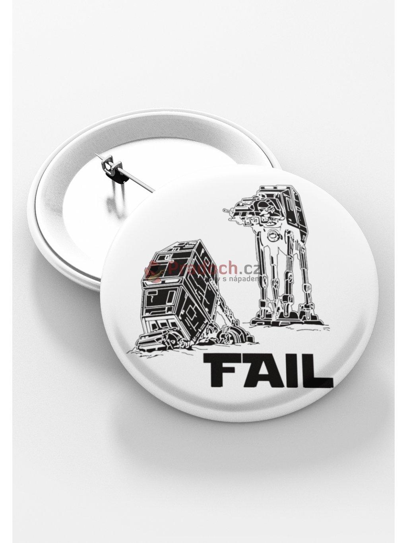 placka at at fail min