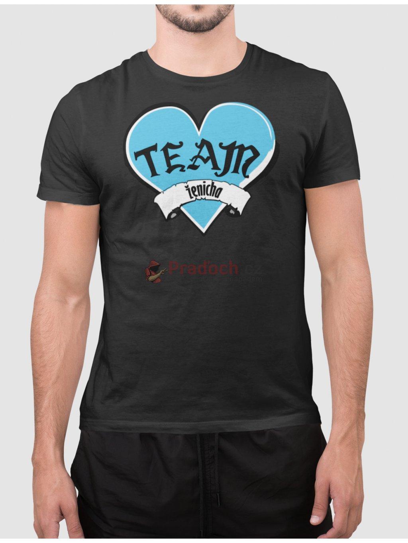 team zenicha shirt