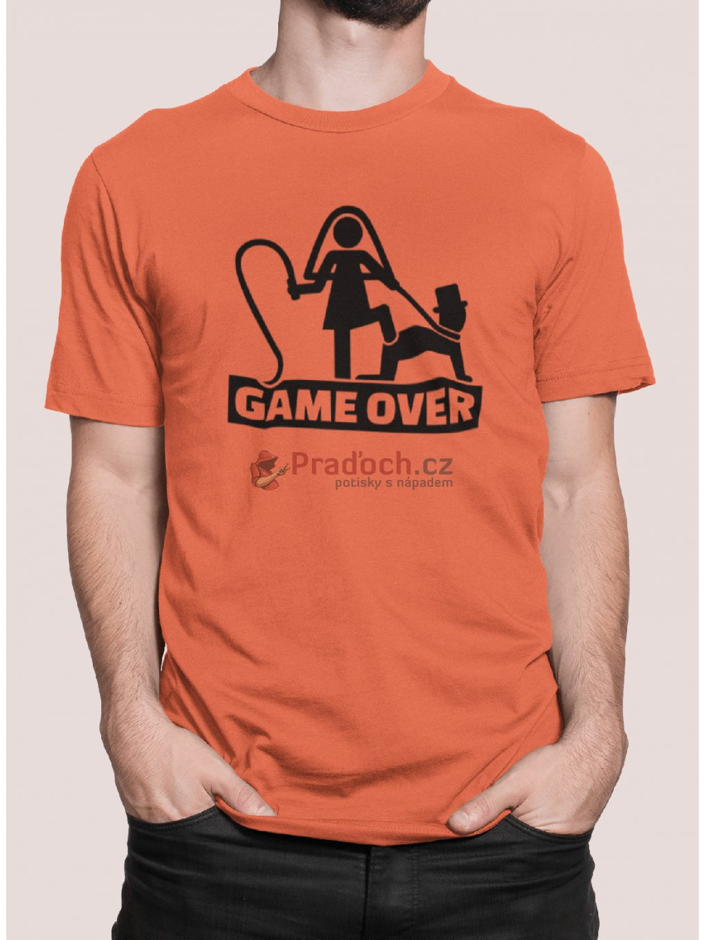 game over slave shirt min