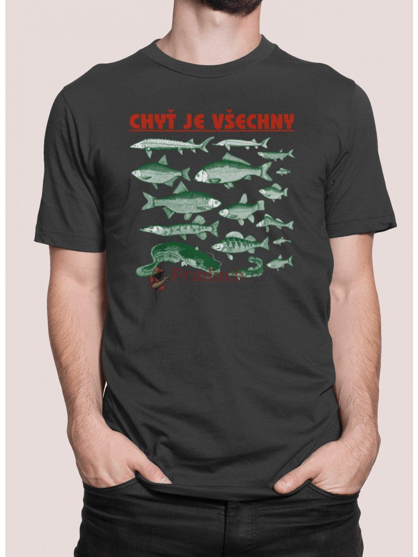 rybar chyt je vsechny triko min