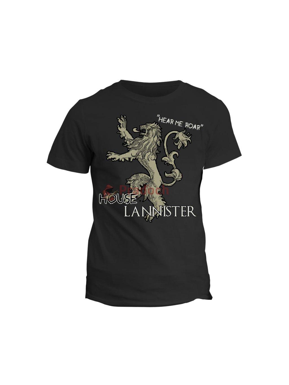 Tričko Game of Thrones - House Lannister